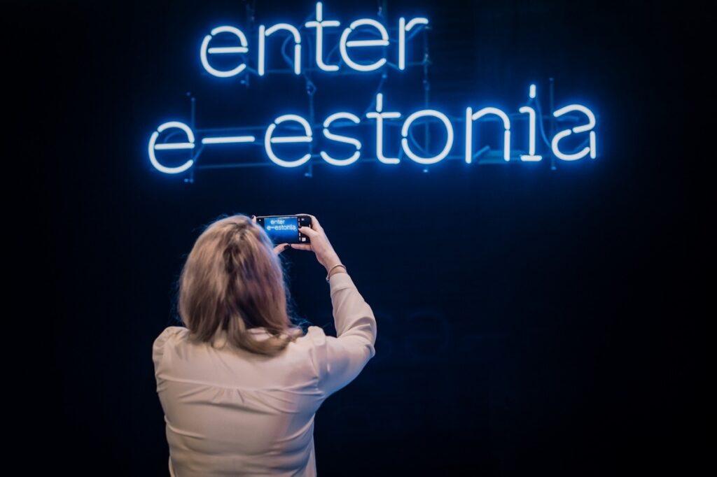 Digital Country Estonia