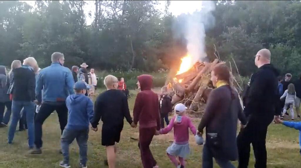 Jaanipäev in Estonia